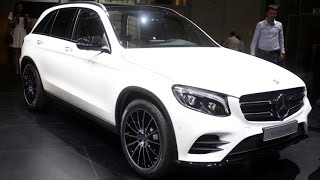 2016 Brand New Mercedes Benz GLC 250 Hybrid - Interior Exterior Review