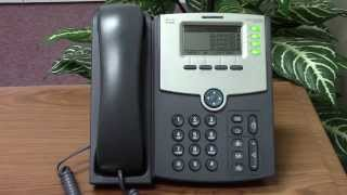 Cisco SPA Phone: How to Set-Up Voice Mail