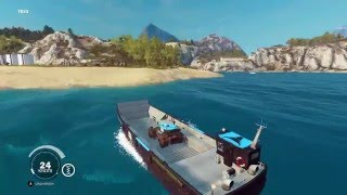 Just Cause 3 - How to open and use Urga Hroch (PC)
