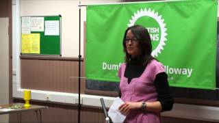 Janet Moxley - SGP Dumfries and Galloway Hustings
