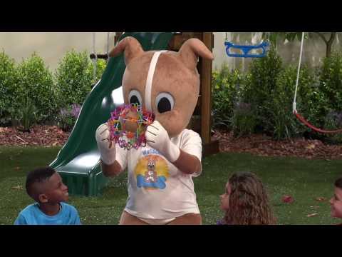 Wuf Shanti TV Show- Breathing Ball (Yoga and Meditation for Kids)