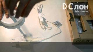 Светодионая настольная лампа Янчё - видеоообзор, описание(Видео обзор и описание стильной настольной лампы. Лампа светодиодная, качественная. Она в наличии, ее можно..., 2013-09-26T16:58:37.000Z)