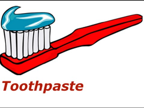 How do you get toothpaste out of carpet?