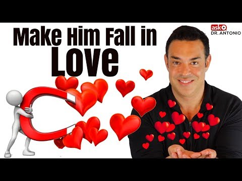 Get A Man To Fall In Love With You - 6 Scientifically Based Tips To Make A Guy Fall In Love