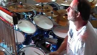 my redeemer lives drum cover jamie welch