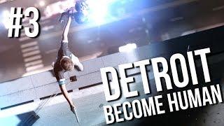 Detroit: Become Human: (Часть 3 из 3) 🕹️ ПРОГРАММНЫЙ СБОЙ