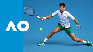 Novak Djokovic vs Tatsuma Ito - Match Highlights (2R) | Australian Open 2020 thumbnail