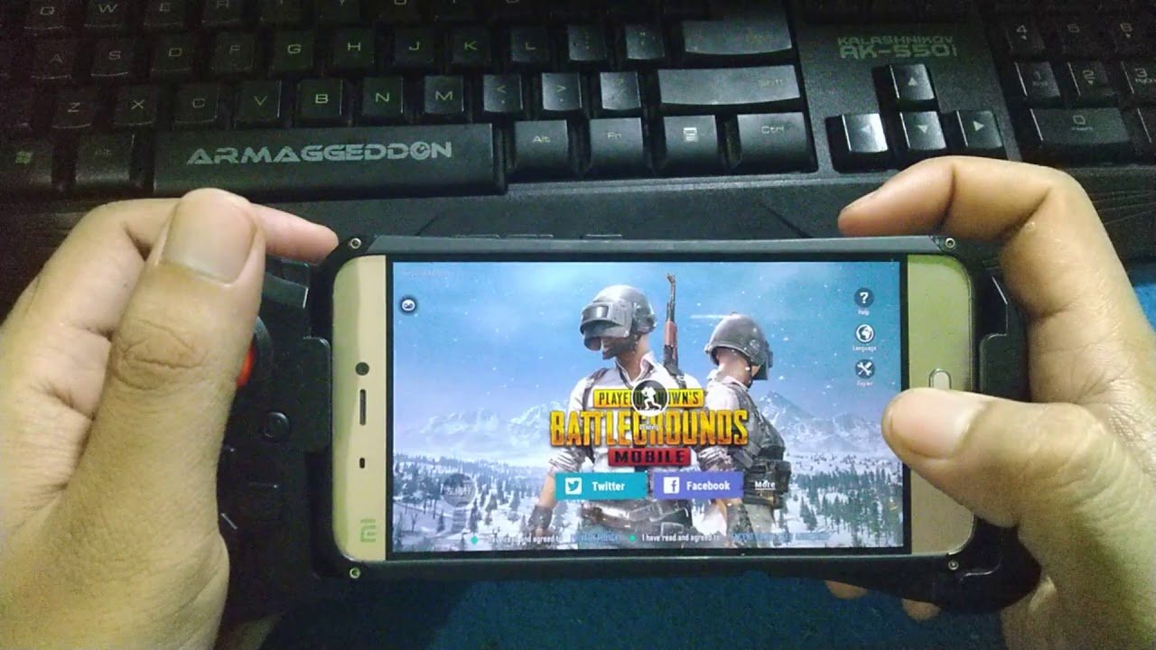 Keymapper By TENCENT   TENCENT GAMESTICK   No Root
