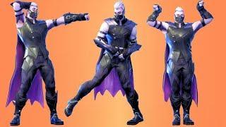Fortnite All Dances Season 1-6 with Sanctum Updated to Sprinkler