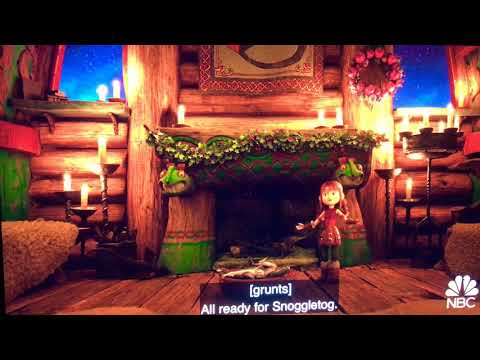 How To Train Your Dragon: Snoggletog Log