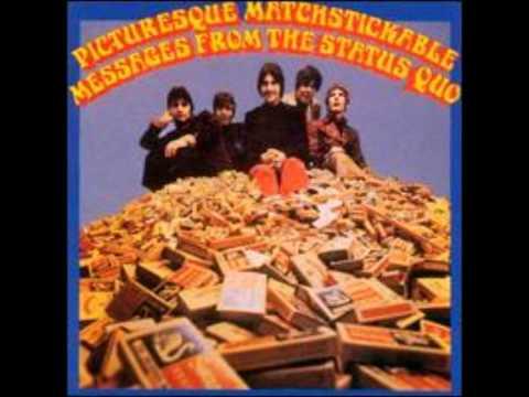 Status Quo - Black Veils of Melancholy (1968)