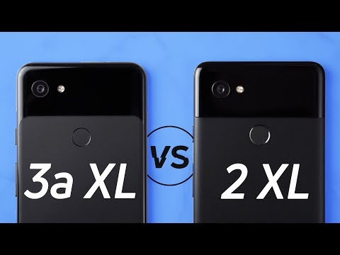 Is the Pixel 3a XL better than the Pixel 2 XL?