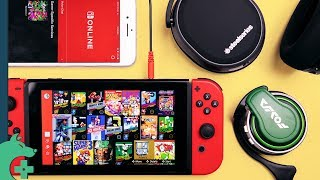 The BEST Headsets to use with Nintendo Switch Online