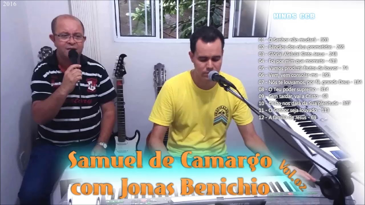 BAIXAR SAMUEL DE CAMARGO HINOS CCB