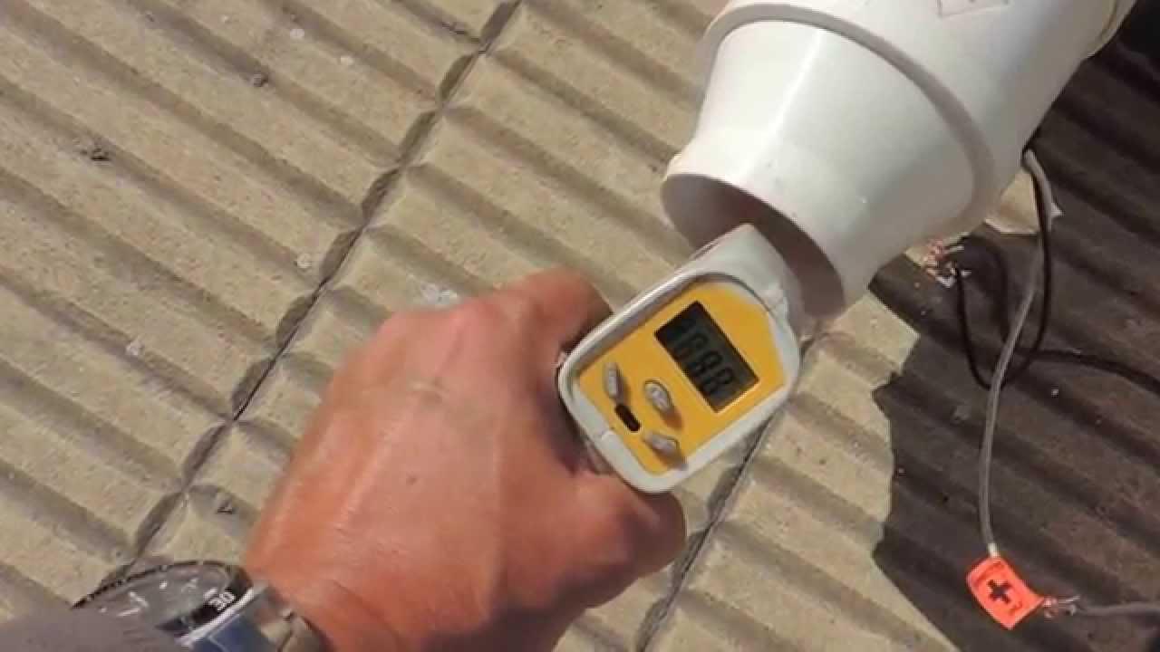 Solarair paneles solares para calefaccion por aire youtube - Calefaccion por aire ...