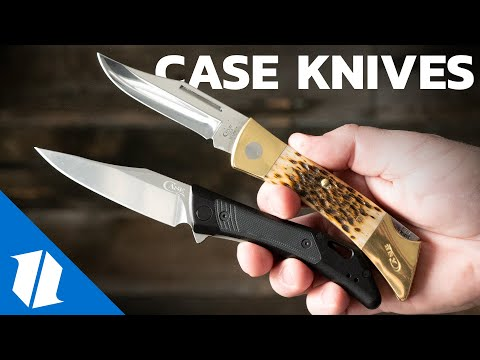 The Pocket Knife Of Astronauts And Presidents. Case Knives.   Ep. 89