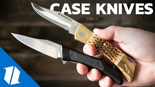 The Pocket Knife of Astronauts and Presidents. Case Knives. | Ep. 89