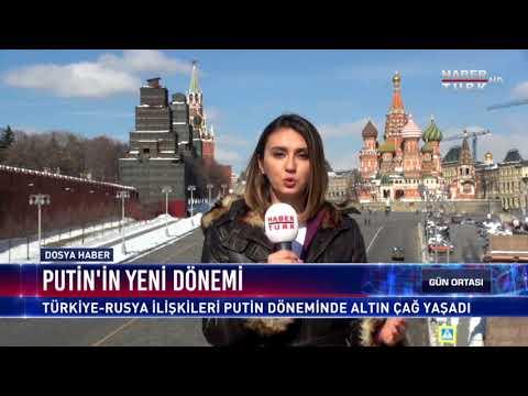 Vladimir Putin, Kremlin'de 4. Dönemine Başlıyor (Özel Haber)
