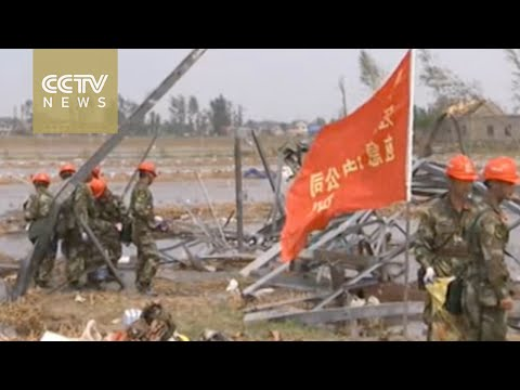 Repairs, power restoration underway after tornado hit E. China's Jiangsu Province