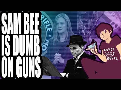 Samantha Bee Is Dumb. She is Really Dumb. For Real w/ Sinatra_Says