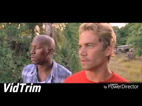Fast and furious when I'm gone