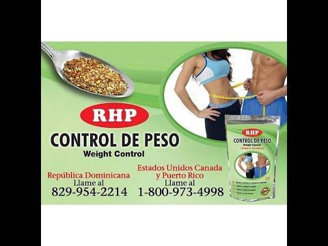 RHP Control de peso, Fibra Natural con efecto adelgazante
