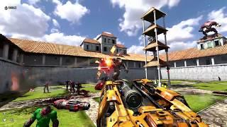 Serious Sam 3 Modded: Serious Villa v.1.6 Solo survival