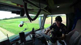 June 18, 2019/497 Trucking, DOT check sailboat fuel and blinker fluid violations