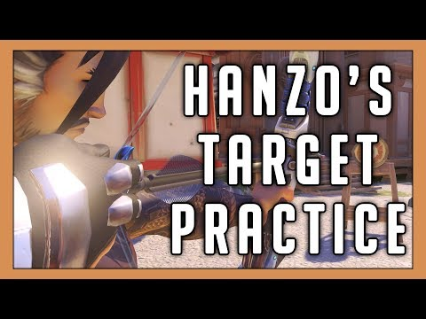 Hanzo's Target Practice