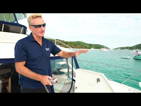 How To Properly Use An Anchor And Windlass