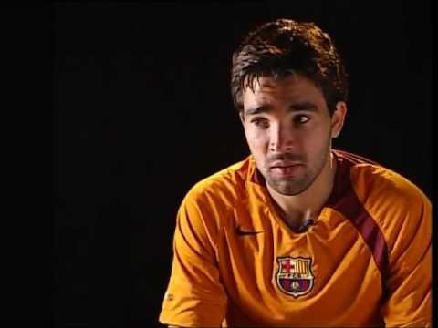 FC BARCELONA - DECO & SYLVINHO SOCCER LESSONS (2/5)