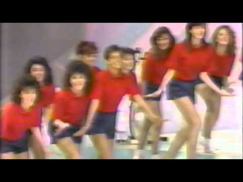 Miss Teen Canada '88 - Body Rap