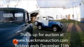 1965 Jeep Kaiser CJ-5