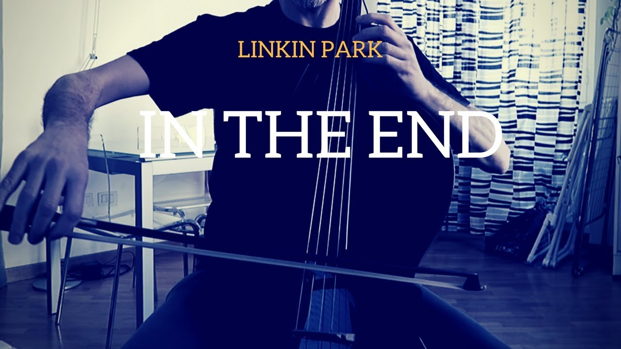 Linkin Park - In the End for cello and piano (COVER)