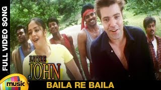 Little John Movie Songs | Baila Re Baila Video Song | Jyothika | Bentley Mitchum | Pravin Mani