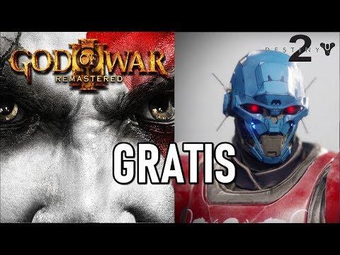 Juegos Gratis Ps4 2018 Destiny 2 Y God Of War 3 Descarga Juegos