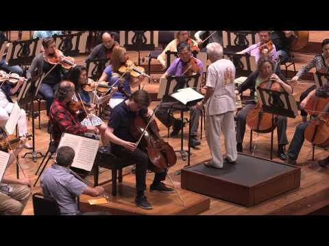 SFS in Rehearsal: Cellist Alexey Stadler plays Shostakovich