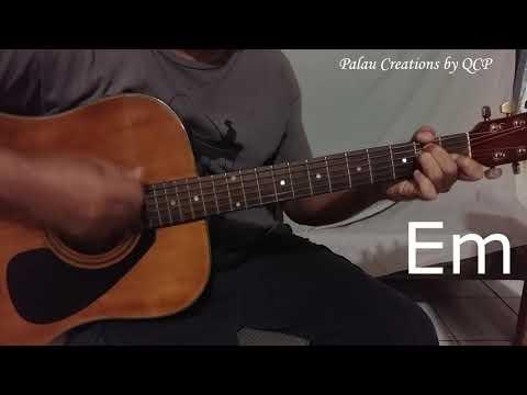 Saigo No Iiwake Chords on Guitar