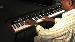 Greg Phillinganes and the Korg SV-1 Stage Vintage Piano
