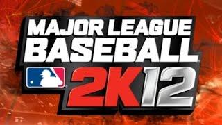Major League Baseball 2K12 - Эм...А как играть то?