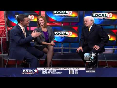 Nick Clooney talks about tribute to sister, Rosemary