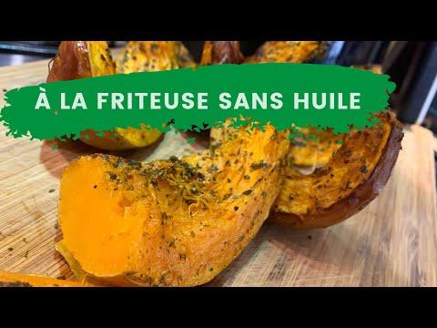 courge-butternut-rôtie---recette-friteuse-sans-huile-silvercrest