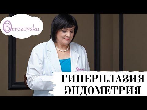 Гиперплазия эндометрия - др. Елена Березовская