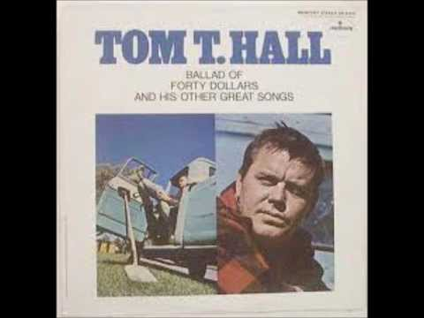 Ballad Of Forty Dollars~Tom T.Hall.wmv