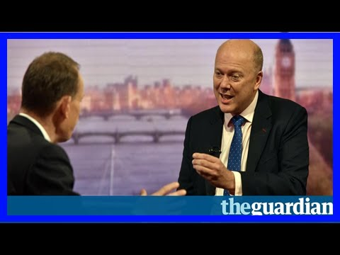 Breaking News   Chris grayling: farmers can grow more food if there is no brexit deal