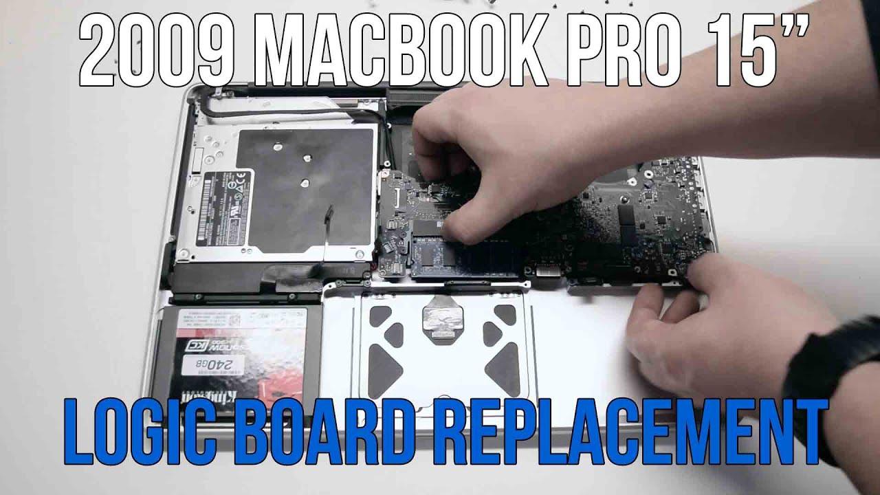 2009 Macbook Pro 15