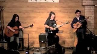 唄の市2014 佐渡山豊「人類館事件の歌」