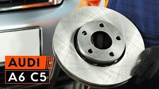 DIY AUDI 100 repareer - auto videogids downloaden
