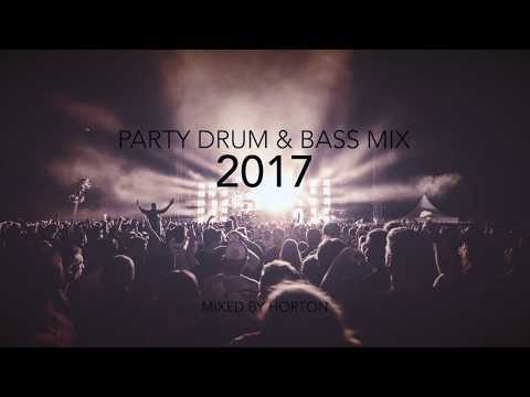 Party Drum & Bass Mix 2017