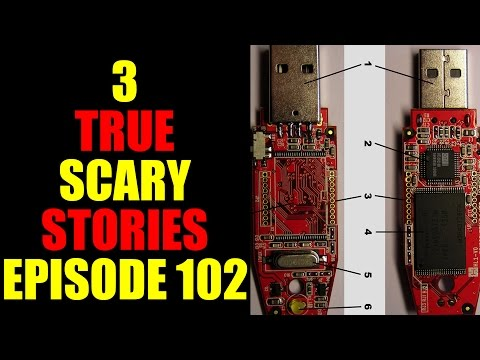 3 TRUE SCARY STORIES EPISODE 102